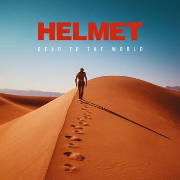 "Helmet | ""Dead To The World"" |"