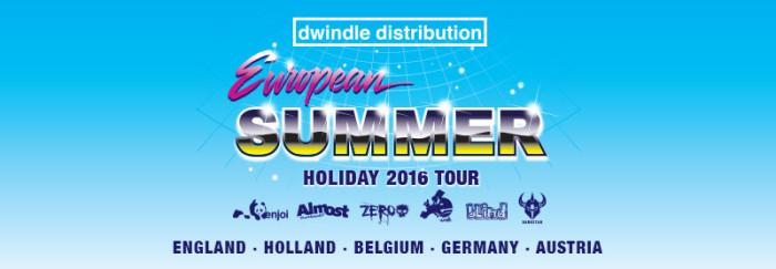 Dwindle Euro Tour Videos