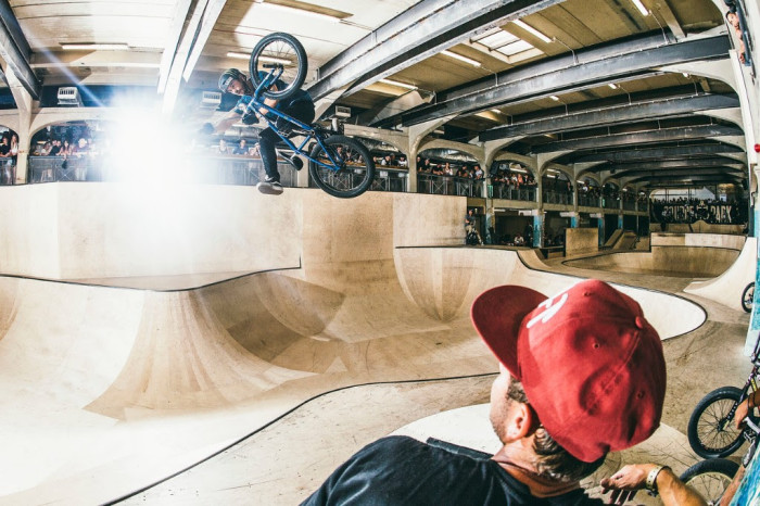 BATTLE OF HASTINGS' REDEFINES THE BMX CONTEST SCENE