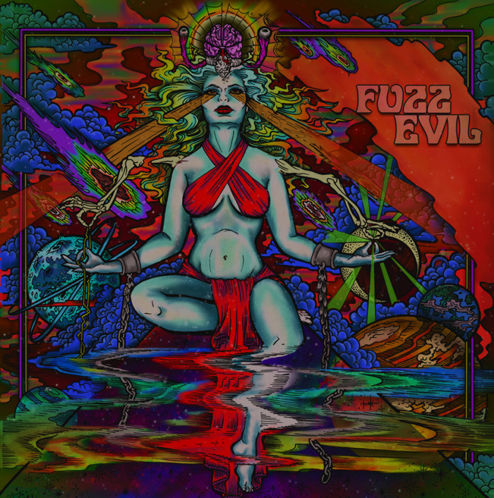 Fuzz Evil 'Fuzz Evil'
