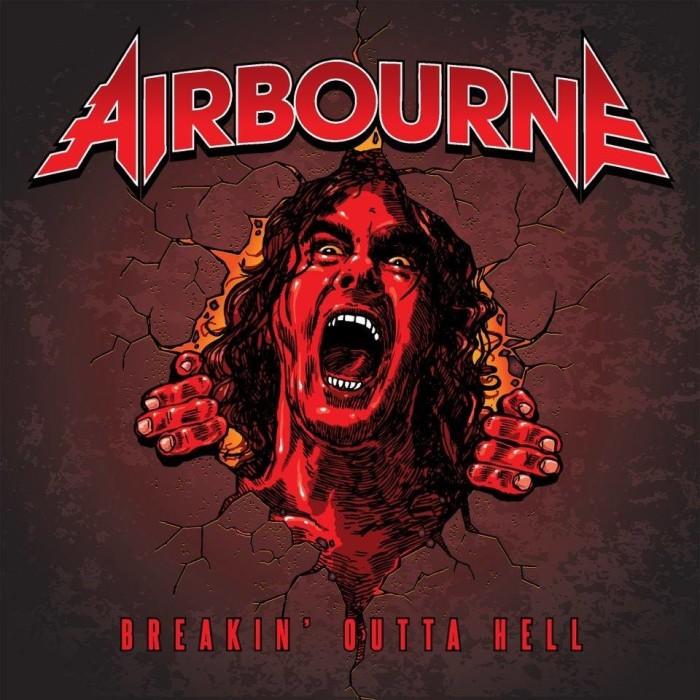 Airbourne 'Breakin' Outta Hell'