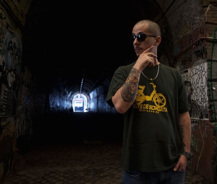 Il Turco: esce 'Rap'autore'. Il video della title track con Egreen.