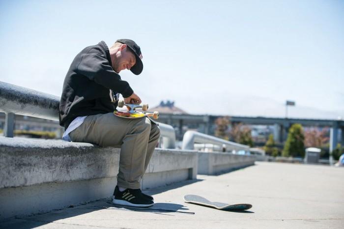 separation shoes fef33 c081e adidas Skateboarding  Busenitz Pure Boost