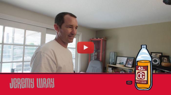 Jeremy Wray   enjoi pandartist #40