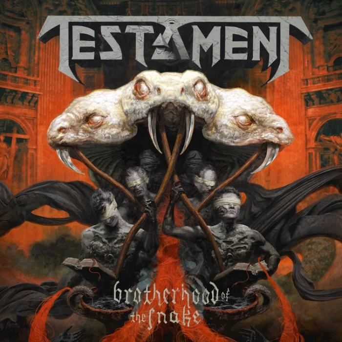 Testament 'Brotherhood Of The Snake'