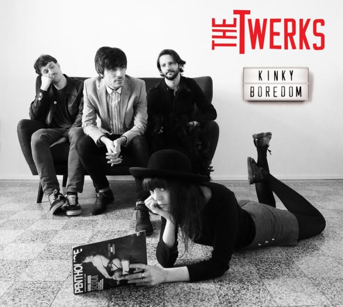 The Twerks 'Kinky Boredom'