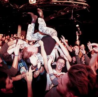 Frank Carter & The Rattlesnakes + Young Blood @ Legend Club, Milano – photorecap