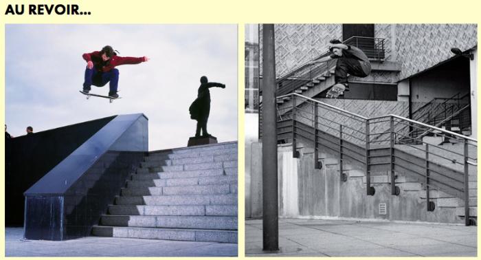 Au Revoir to Cliché Skateboards