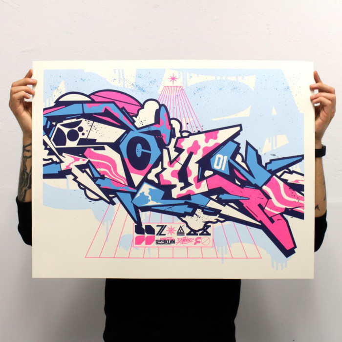 New 123Klan posters available now
