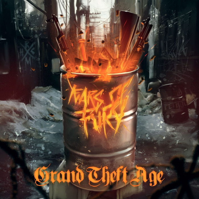 Grand Theft Age 'Years Of Fury'