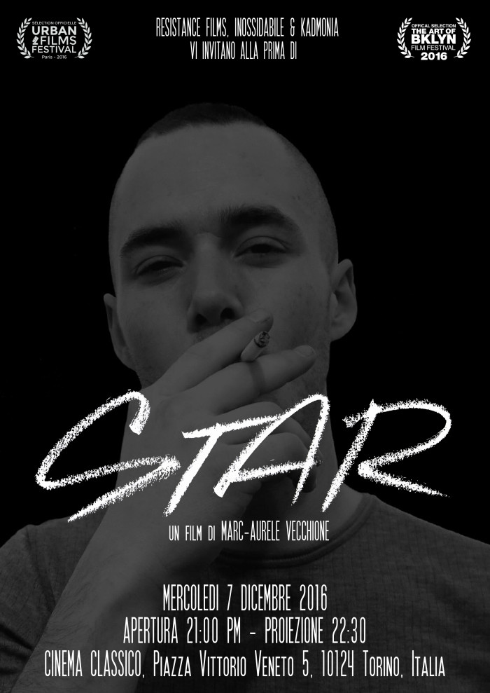 'Star' premiere 7 Dicembre a Torino
