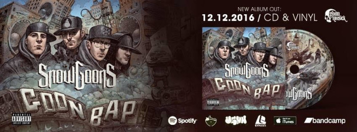 Snowgoons 'Goon Bap' out now