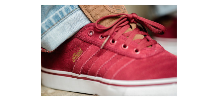 adidas Skateboarding * Official Collab