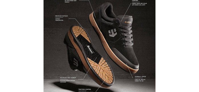 etnies * Michelin collab: The Marana OG