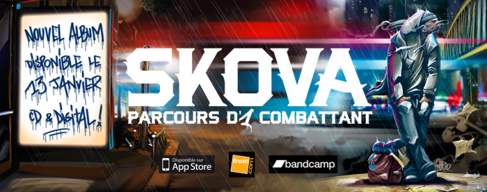 SKOVA – 'PARCOURS D'1 COMBATTANT'