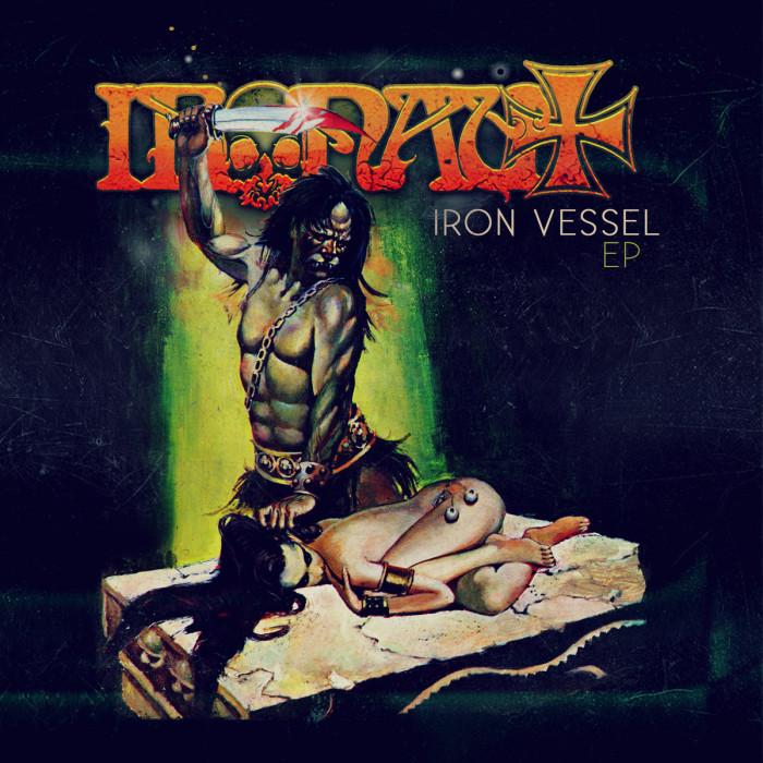 Ironaut 'Iron Vessel'