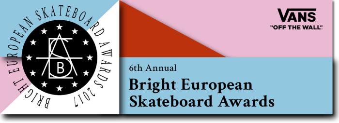 The Bright European Awards Ceremony are just around the corner!