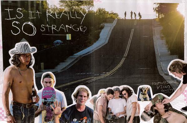 Foundation Skateboards: 'Oddity Video' online