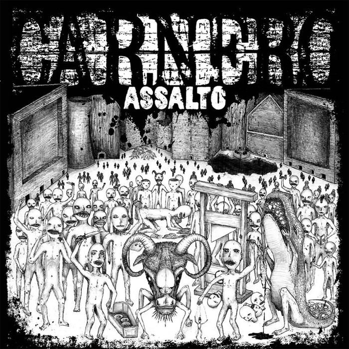 Carnero 'Assalto'
