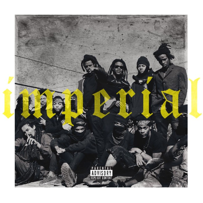 Denzel Curry 'Imperial'
