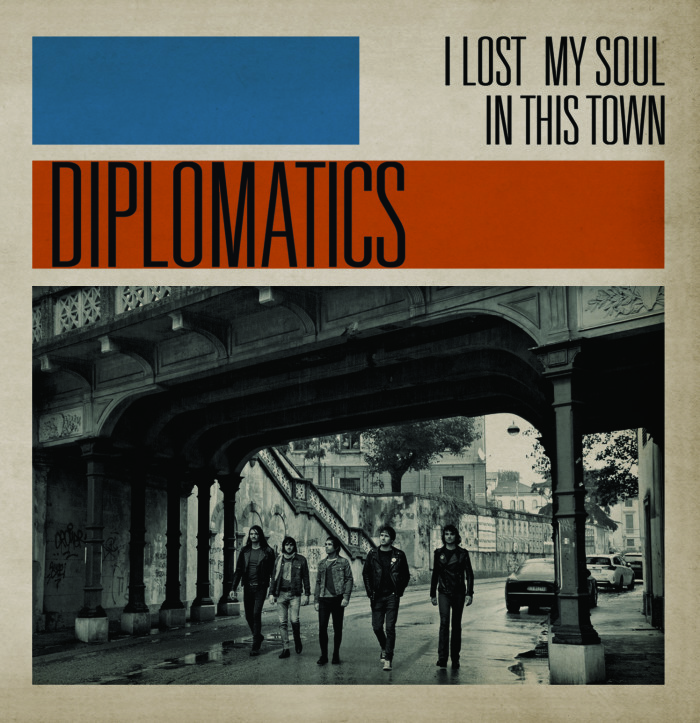 Diplomatics 'Lost In Town'