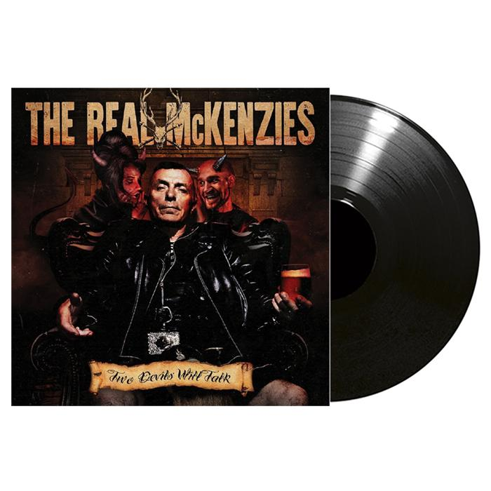 The Real McKenzies 'Two Devils Will Talk'