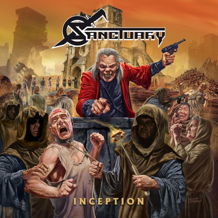 Sanctuary 'Inception'