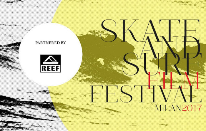 Reef partners with The Skate and Surf Film Festival in Milan