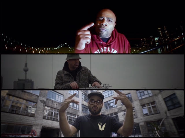 Snowgoons ft. Big Twins & Epidemic 'It's A Queens Thing/Tight Team' Split Video