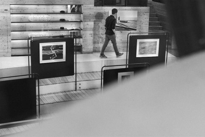 'Attraper Au Vol: Fred Mortagne' – foto e video mostra fotografica 4 aprile