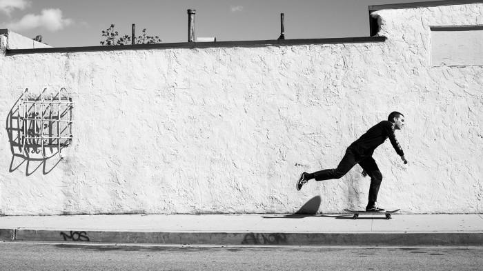 Z-Flex Black Hex Skateboard
