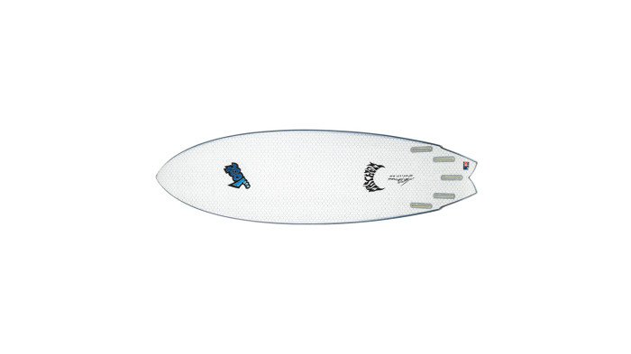 Lib Tech Round Nose Fish Redux surfboard