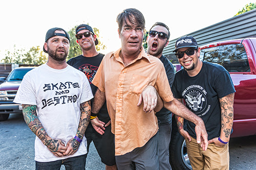 GUTTERMOUTH ANNOUNCE NEW DOUBLE LP 'THE WHOLE ENCHILADA'