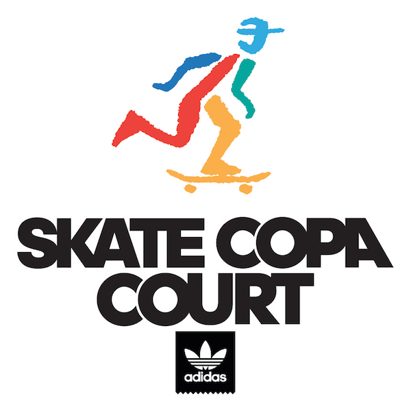 adidas Skateboarding announces 2017 Global Skate Copa Court Tour