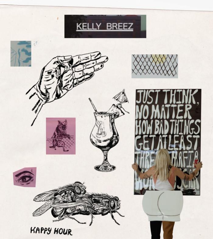 Obey Artist Series feat. Kelly Breez