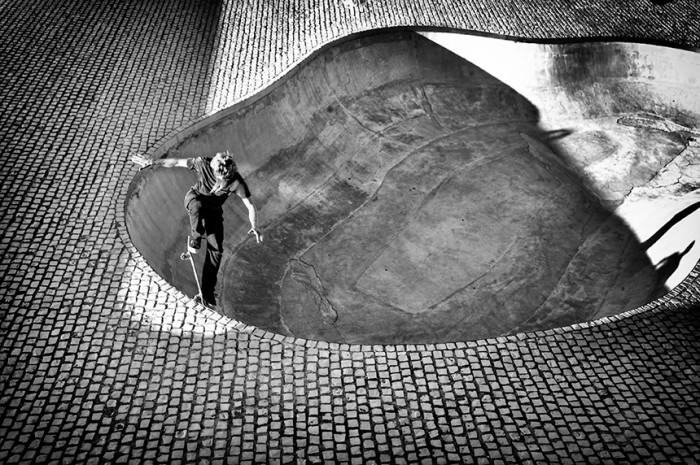 RVCA's 'Smash Through the Basque' video