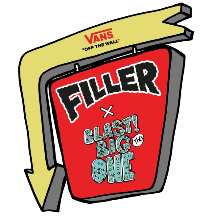 Filler DIY a Blast The Big One 2017