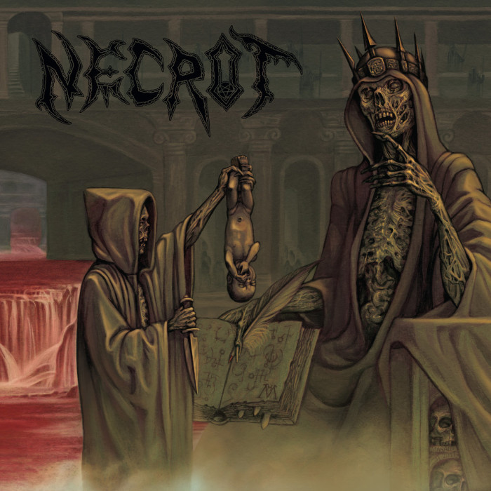 Necrot 'Blood Offerings'