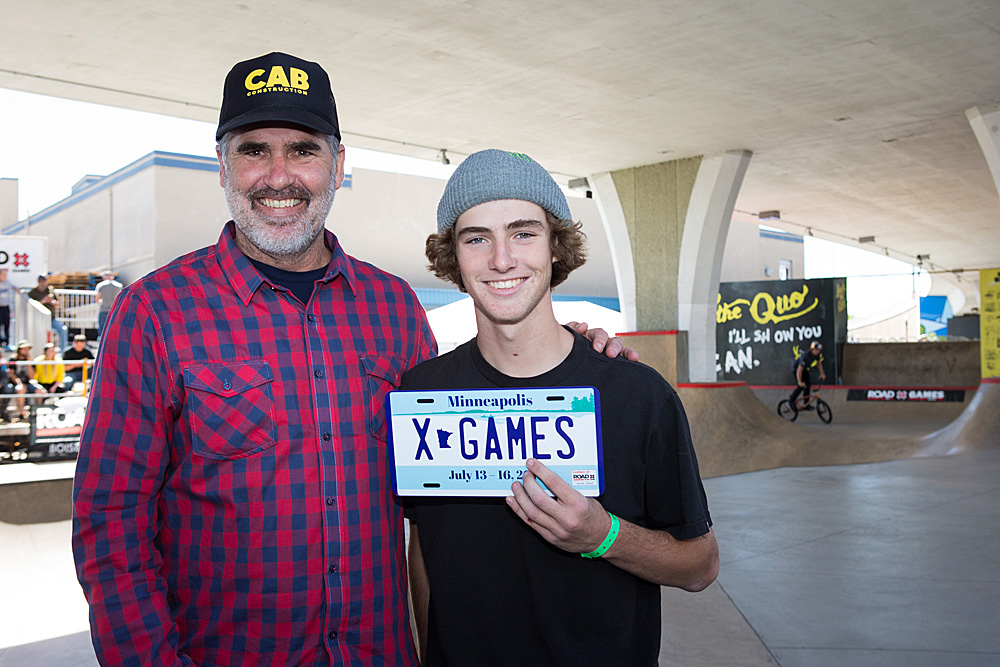12-year-old Tom Schaar youngest skater to land 900