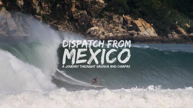 'Dispatch From Mexico'