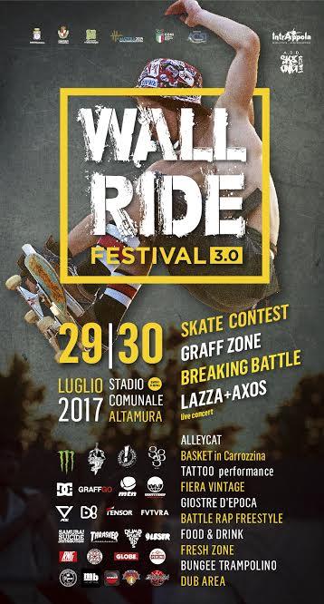 """Wallride Festival 3.0″"