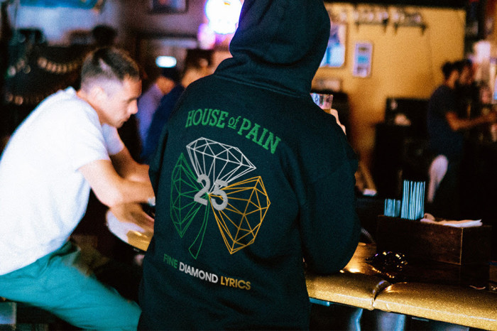 DIAMOND SUPPLY CO. X HOUSE OF PAIN CAPSULE COLLECTION