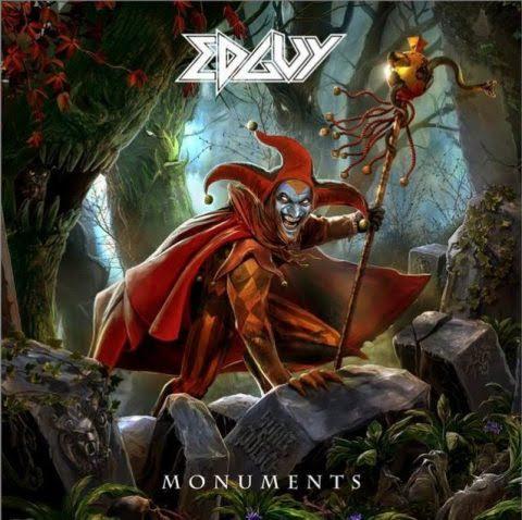 Edguy 'Monuments'