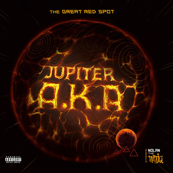 Jupiter A.K.A – 'The Great Red Spot'