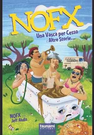NoFx esce l'autobiografia in Italia