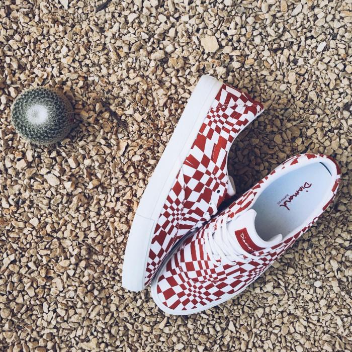 Diamond Firecracker apparel and footwear