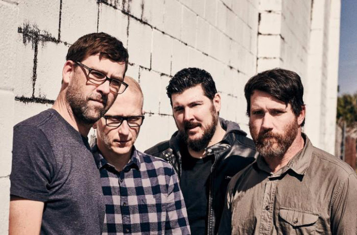 HOT WATER MUSIC  BRAND NEW VIDEO FOR 'VULTURES'