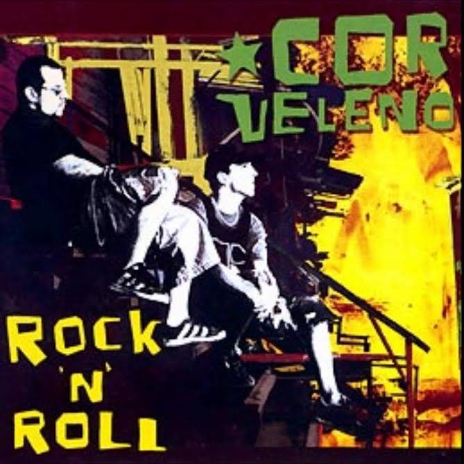 Cor Veleno: Antibemusic ristampa 'Rock'n'Roll'