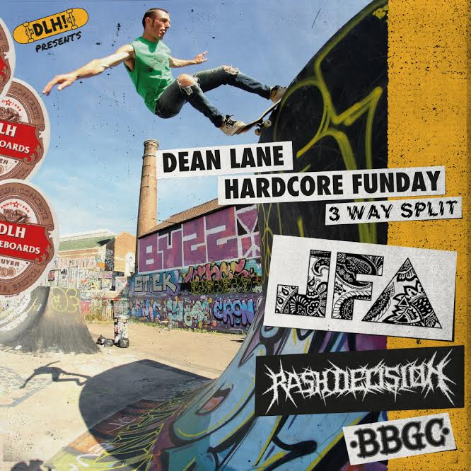 J.F.A./Rash Decision/Broken Bones Gentlemens Club 'Dean Lane Hardcore Funday'