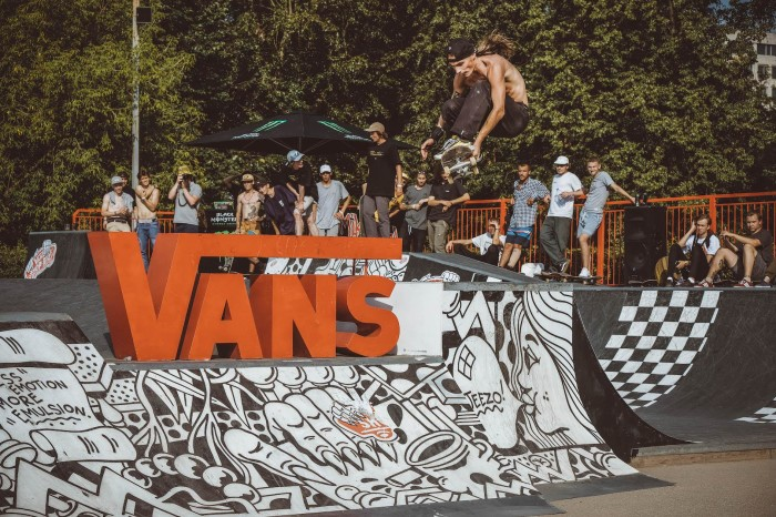 VANS SHOP RIOT SERIES // RUSSIAN QUALIFYING RESULTS